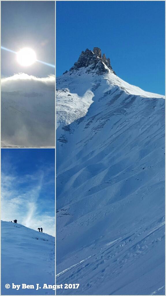 Erfolgreich die Zertifizierung @ Swiss Mountain Training abgeschlossen.