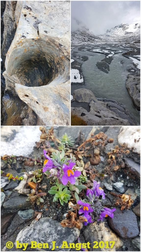 Alpine Wasserwelten des Hochgebirges