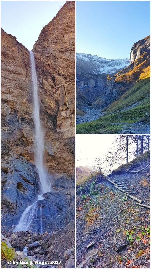 Die Wasserfallarena Batöni