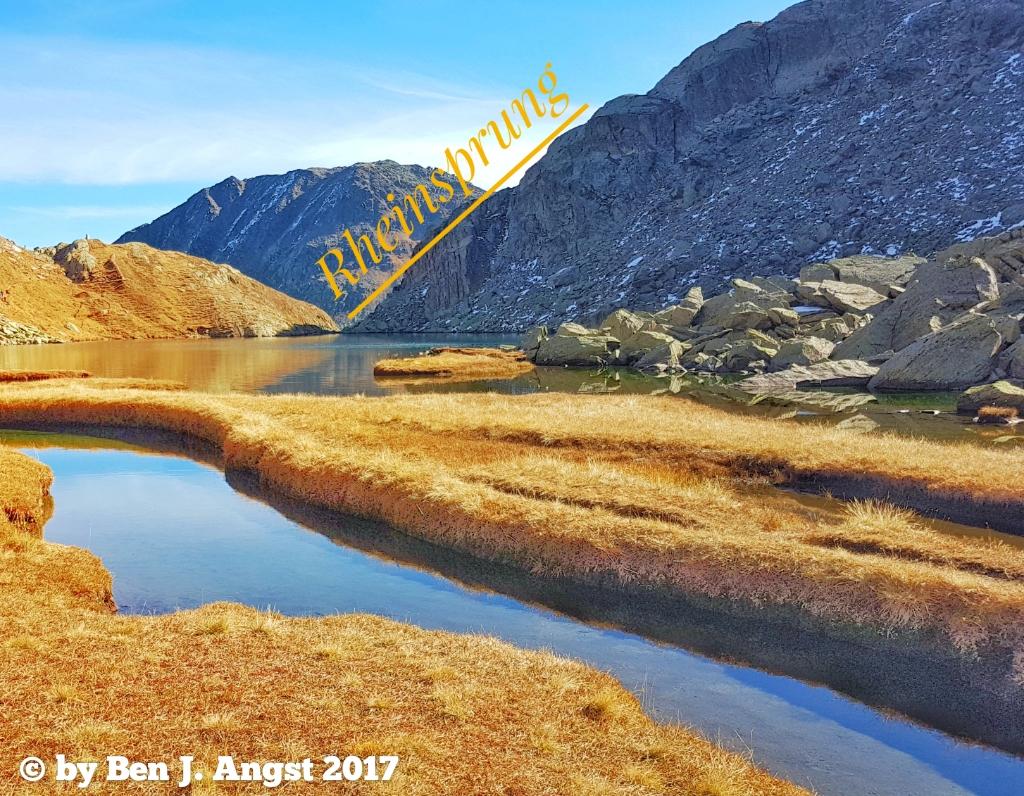 Vom Oberalppass zum Rheinsprung