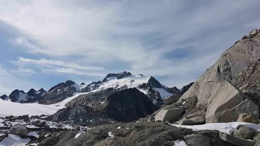 Blick zum Oberalpstock